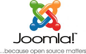 Joomla Logo Vert Color Slogan Administracion