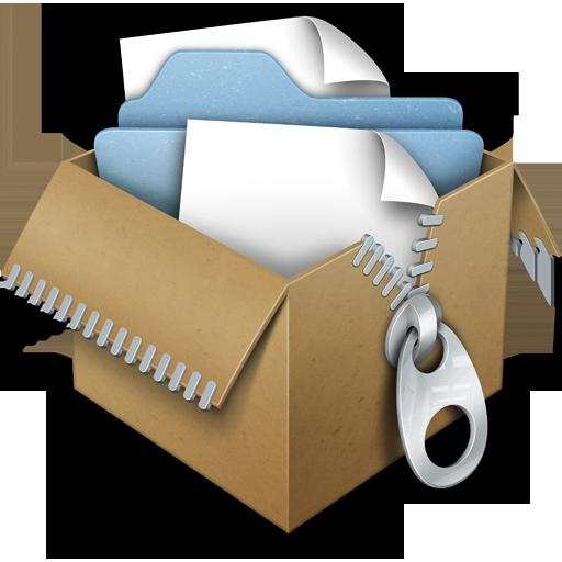 Comprimir y descomprimir archivos en el servidor