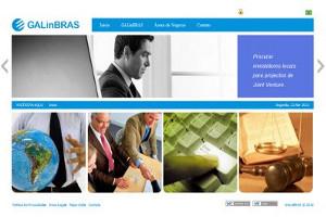 Galega de Investimentos con Brasil