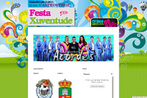 Festa Xuventude Castroverde