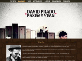 David Prado Actualizada