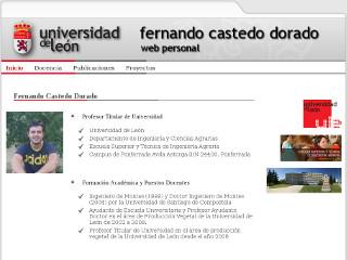 Fernando Castedo Dorado