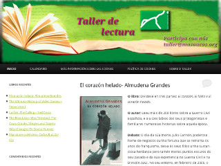 Asociación Cultural e Veciñal Masoucos – Taller de Lectura