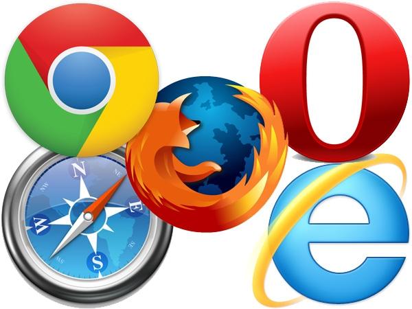 Otras alternativas de navegación frente a Google Chrome